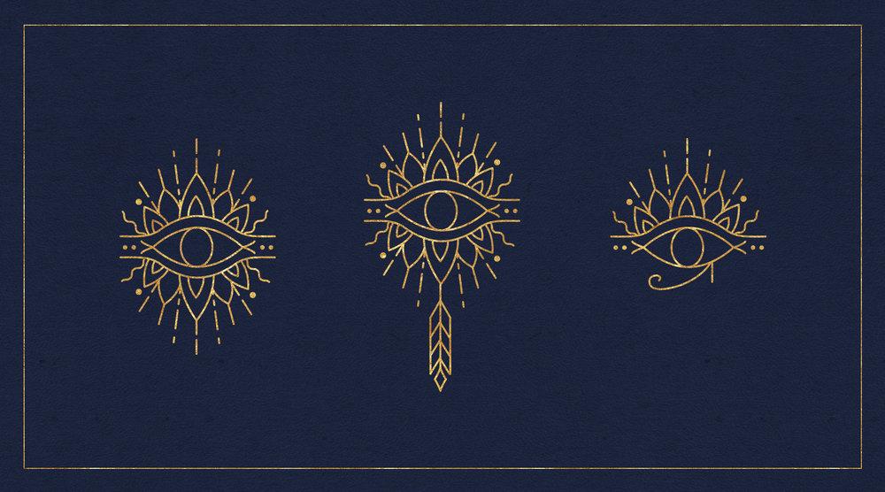 Phoenix Muranetz - brand design by Spirit & Haven