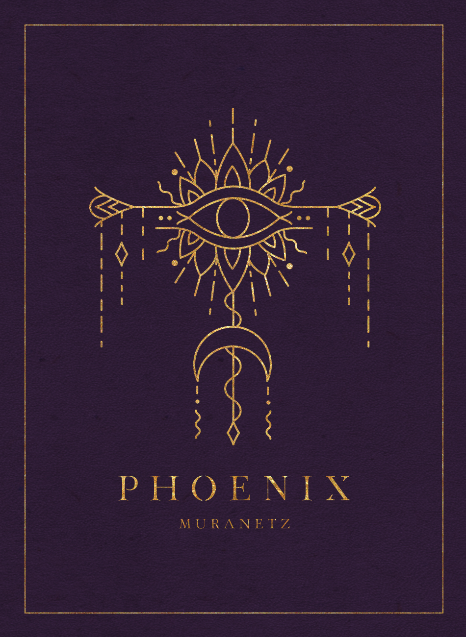 phoenix muranetz: branding by kelly james