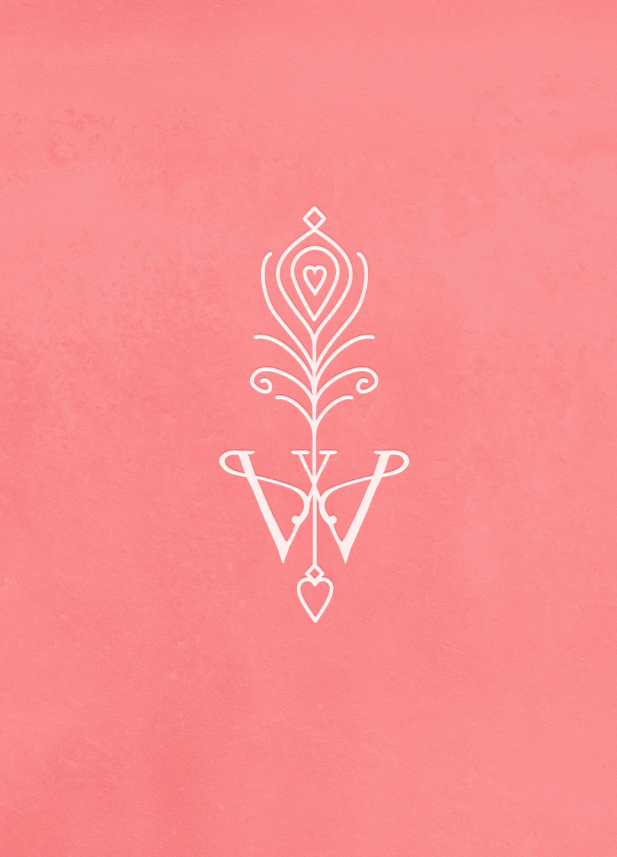 Veronica Varlow - brand design by Spirit & Haven