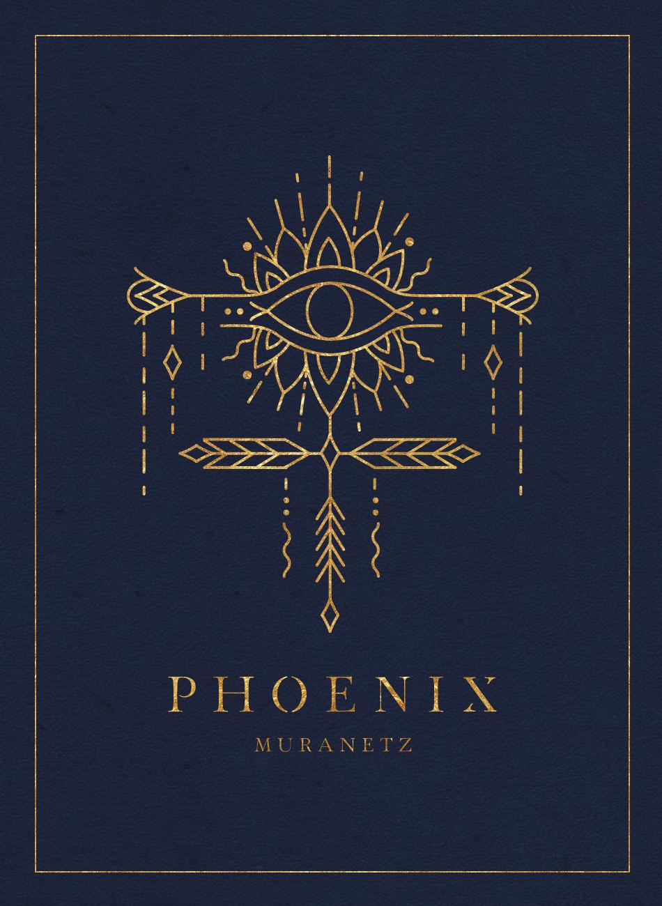 phoenix muranetz: branding by kelly james