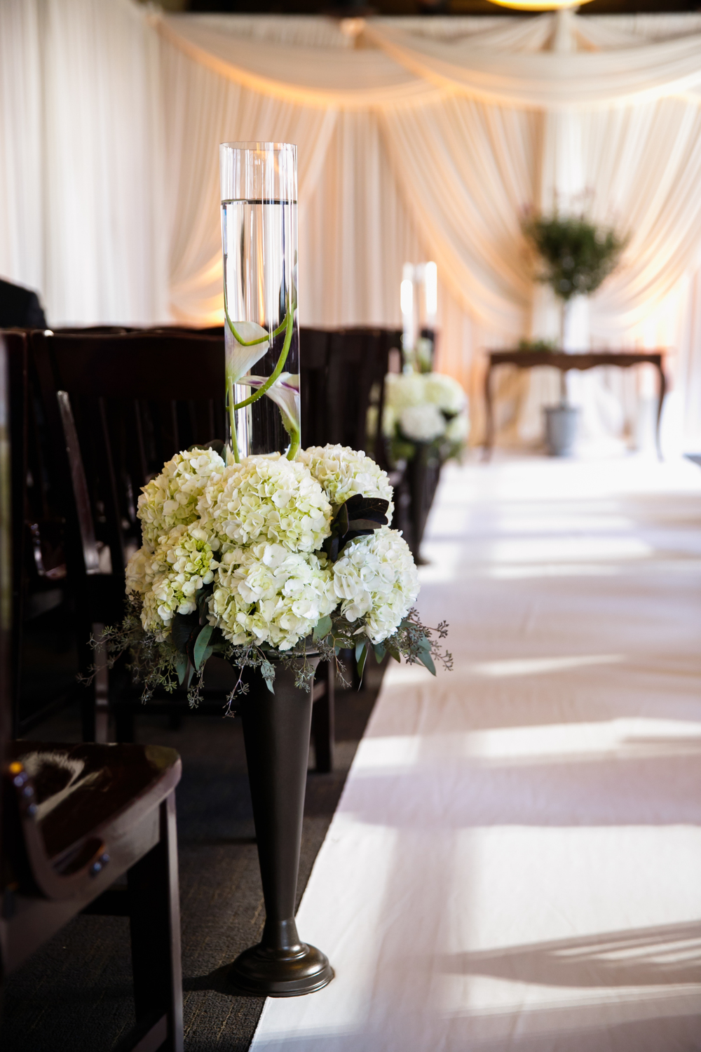 Ceremony Aisle