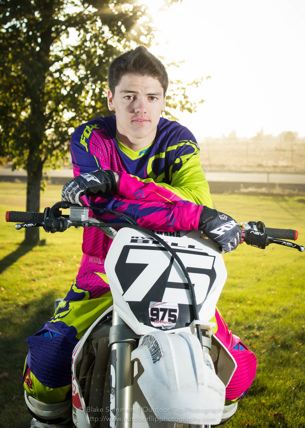 Motocross Senior Pictures Spokane Washington-4