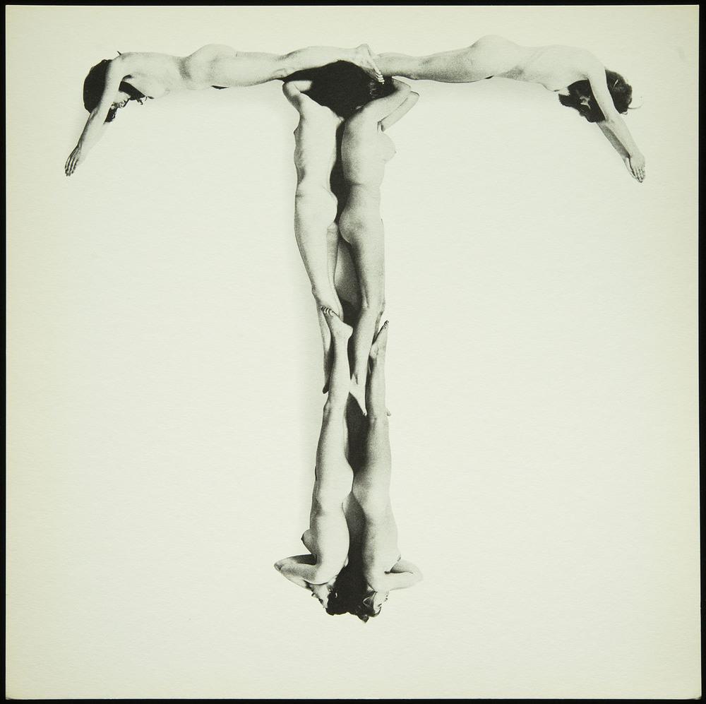 Anthon Beeke,  Alphabet , Kwadraat-Blad, de Jong, Hilversum, 1970, 25 x 25 cm
