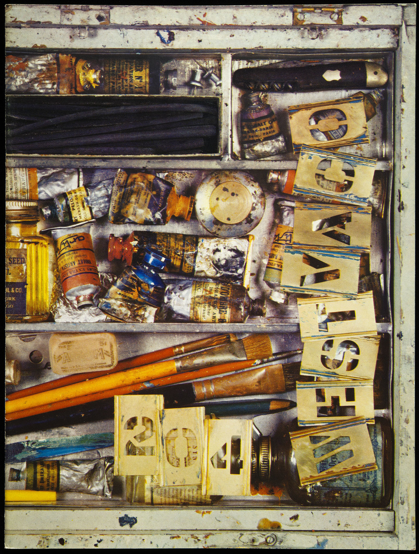 Bradbury Thompson,  Westvaco Inspirations for Printers 204 , West Virginia Pulp & Paper Co., 1956, 23 x 30.5 cm