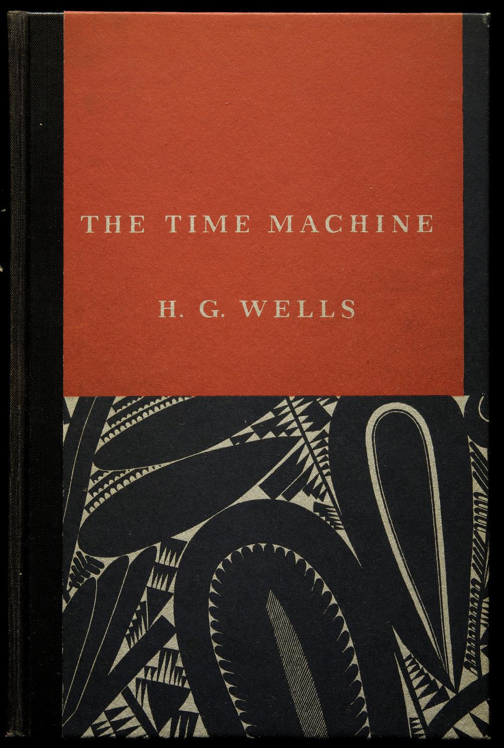 The Time Machine , Random House, New York, 1931, 15.6 x 23.5 cm