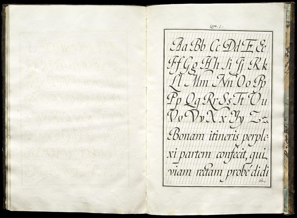 MARCH  Francisco Javier de Santiago y Palomares, Arte de Escribir , Benito Cano, Madrid, 1789, 39 x 29.3 cm