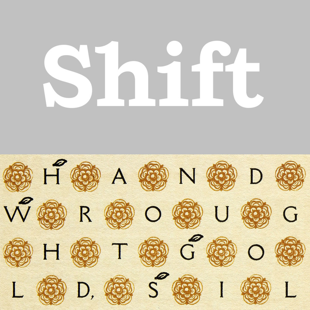 July . Will Bradley . Shift by Jeremy Mickel