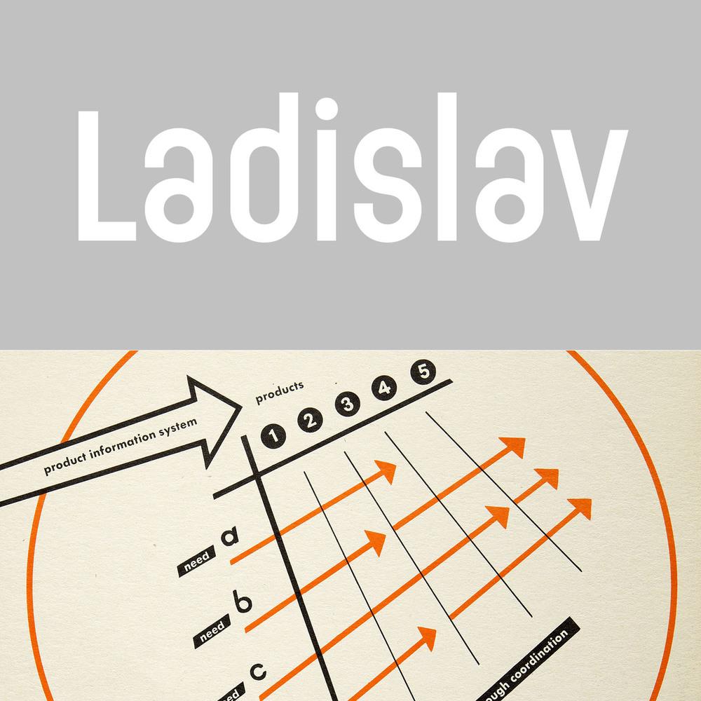 November . Ladislav Sutnar . Ladislav by Tomáš Brousil