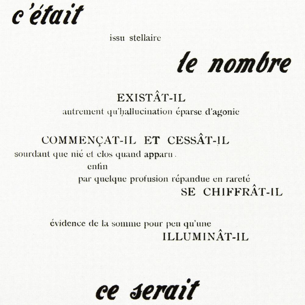 Stephane Mallarmé