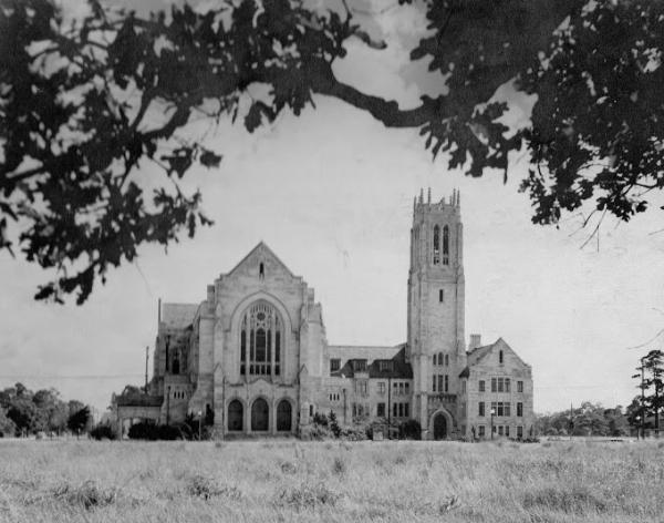 St. Paul's UMC, Houston, circa 1946