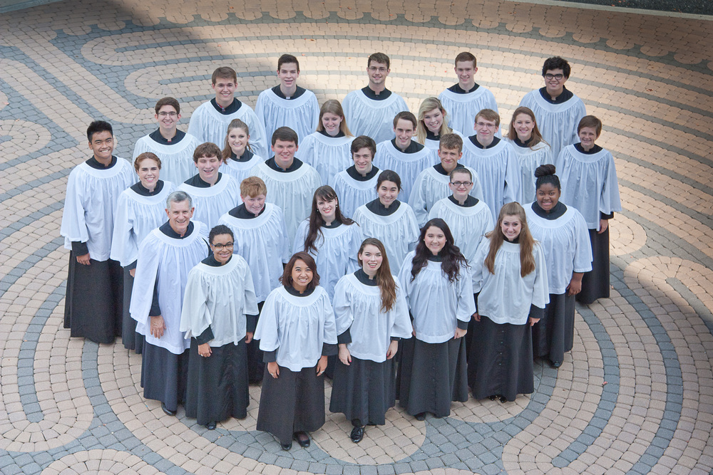 St. Paul's Choral Scholars 2015