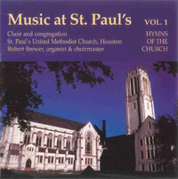 Music at St. Paul's Vol. 1: Hymns of the Church (1999)