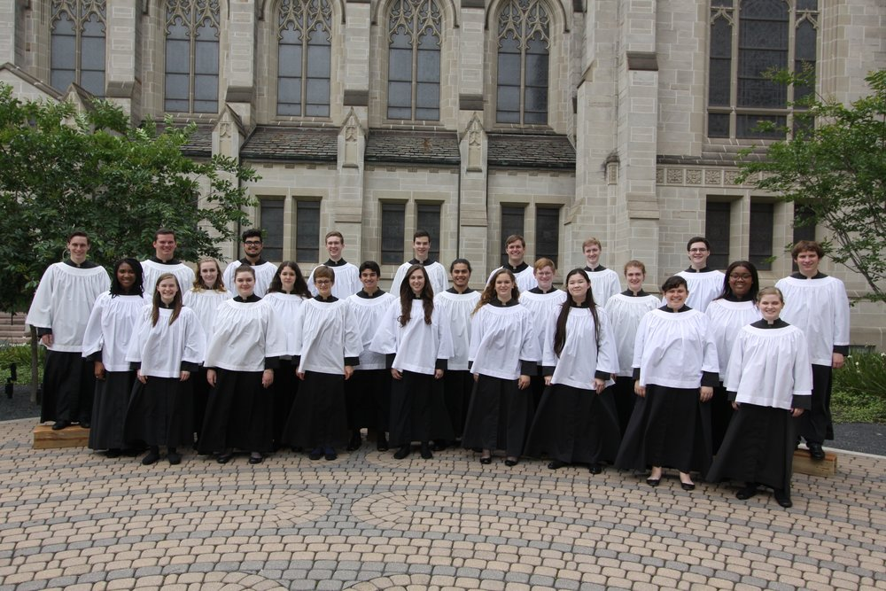 2015-16 Choral Scholars