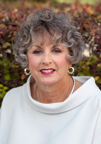 Gail Jury , Receptionist