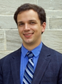 Bryan Anderson, St. Paul's Organ Scholar