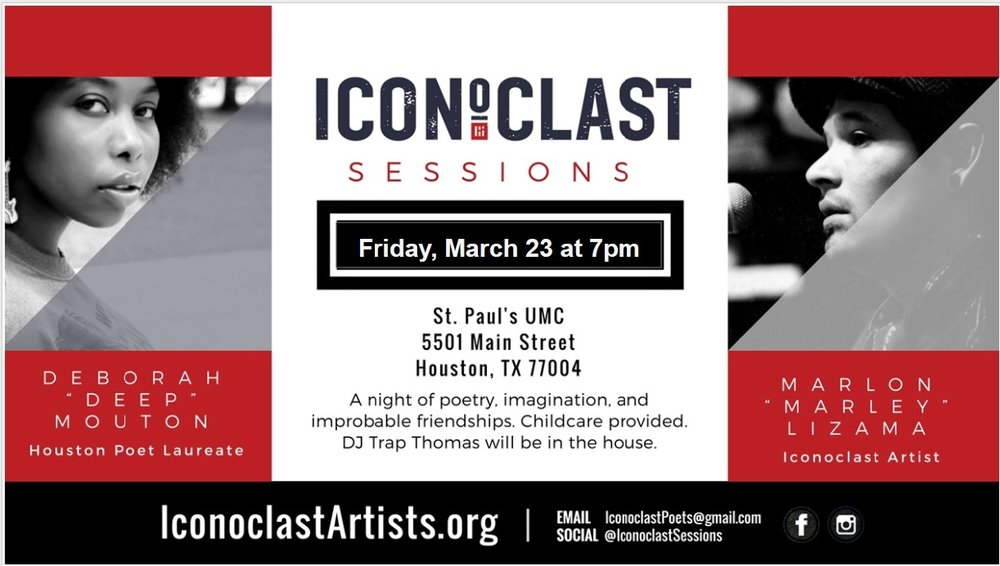 Iconoclast Session