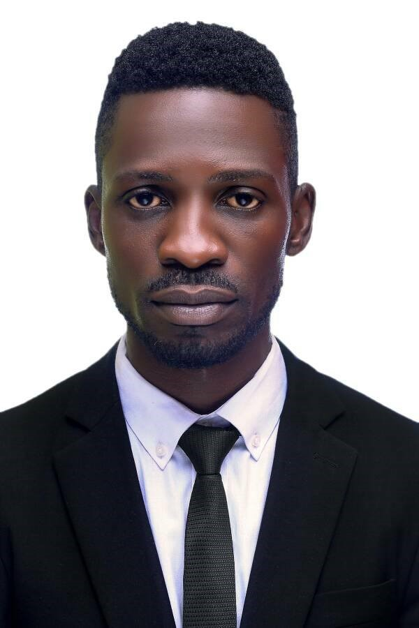 MP Bobi Wine, from wikimedia commons