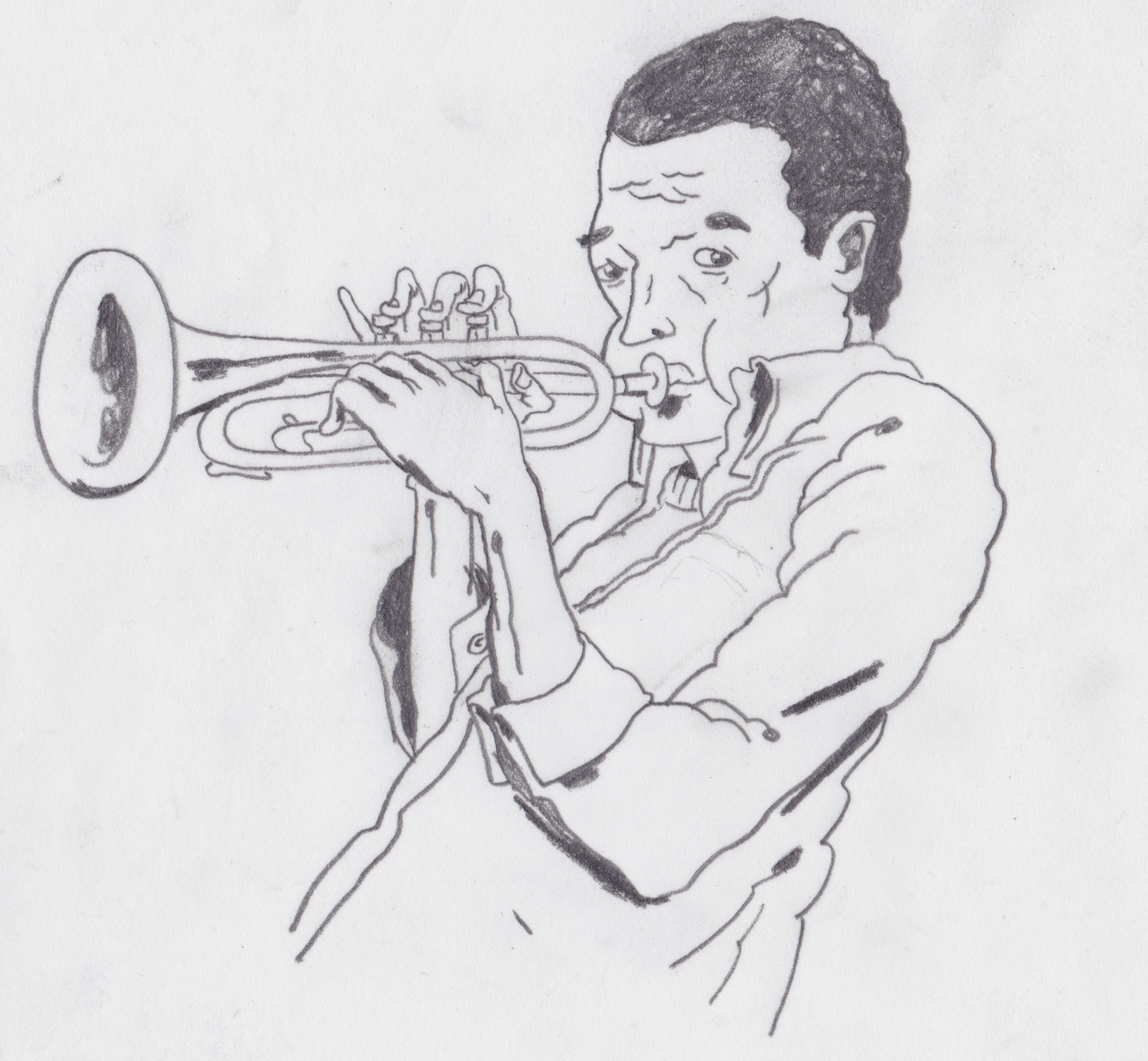 Jazz drawings…