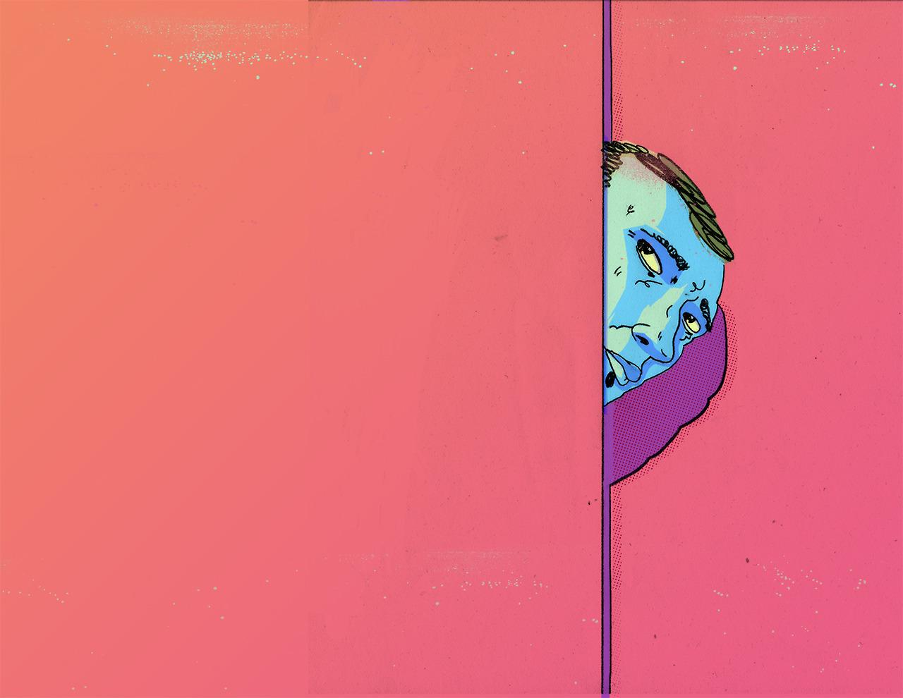 Peekaboo - Final Image.