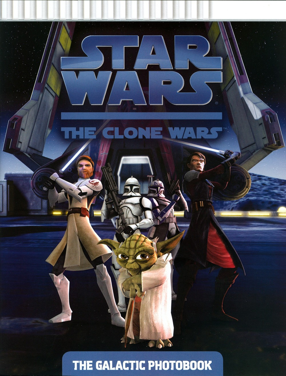 The Clone Wars: The Galactic Photobook