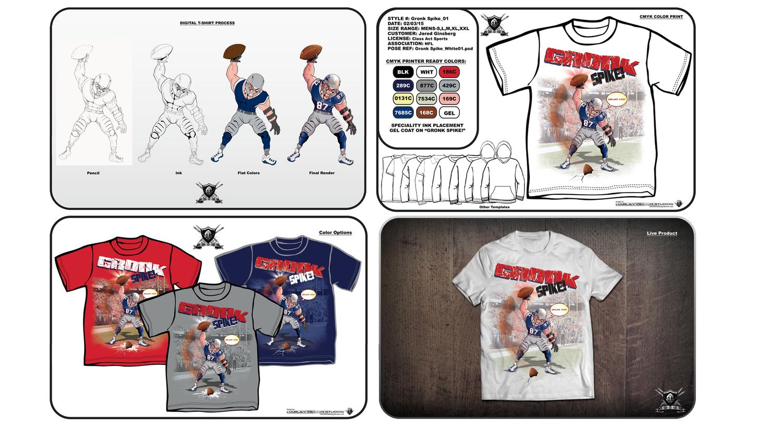 Shirt design concepts - Tee Shirt 1 Jpg