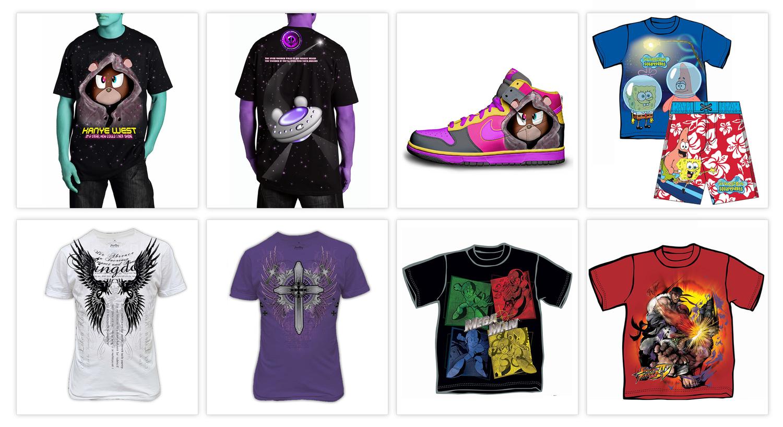Shirt design concepts - Tee Shirt 3 Jpg