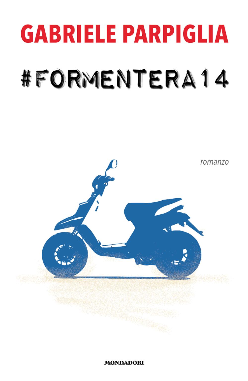 Copertina romanzo #FORMENTERA14