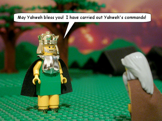 See the entire story at  http://www.thebricktestament.com/
