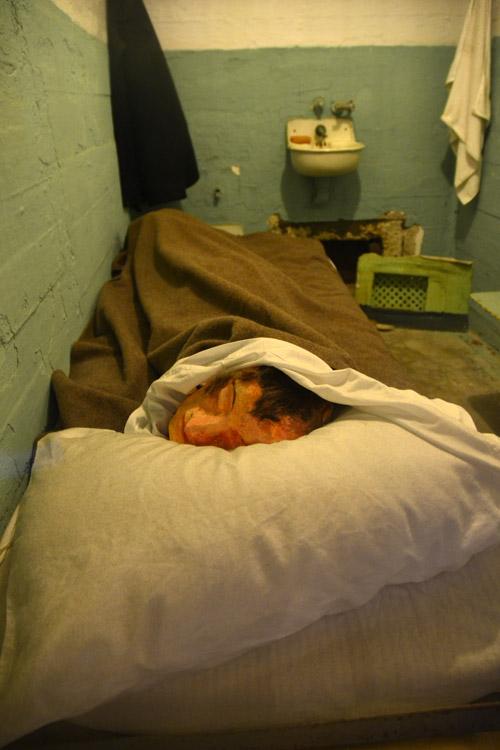 The classic dummy trick - Alcatraz