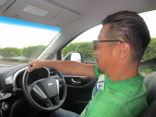Our fantastic friend, Team Elite and designated driver, Masa (Yasukawa)