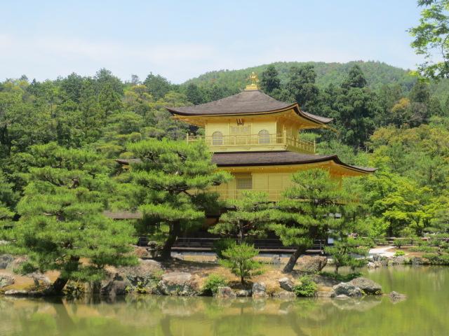 The famous and unique Golden temple