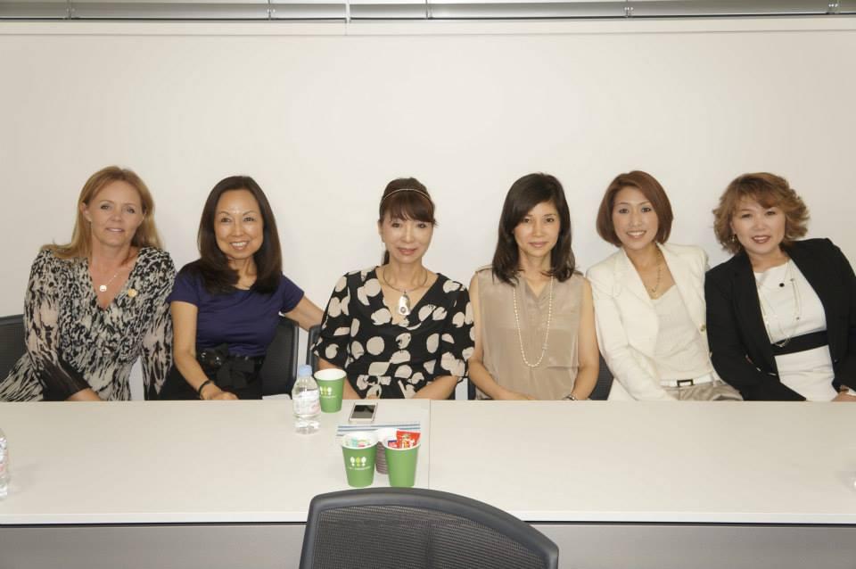 Woman power in Japan