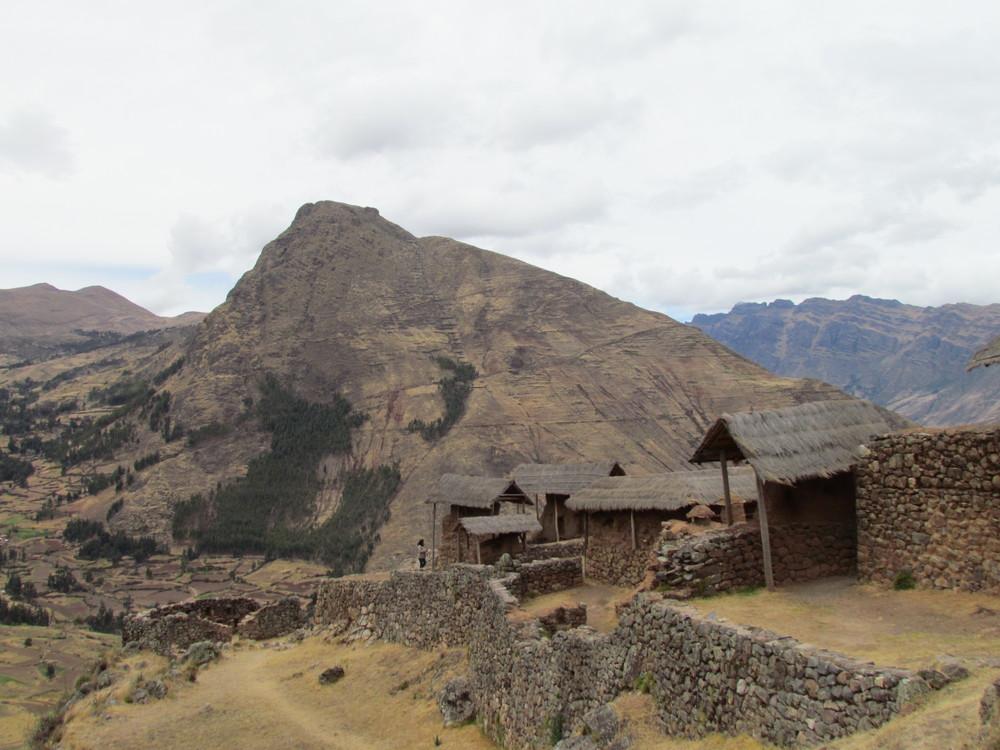 Old Inca ruins