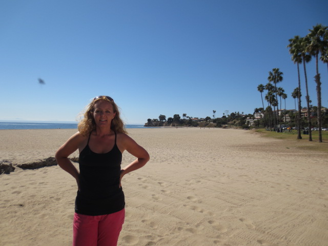Our first stop on the way: Santa Barbara