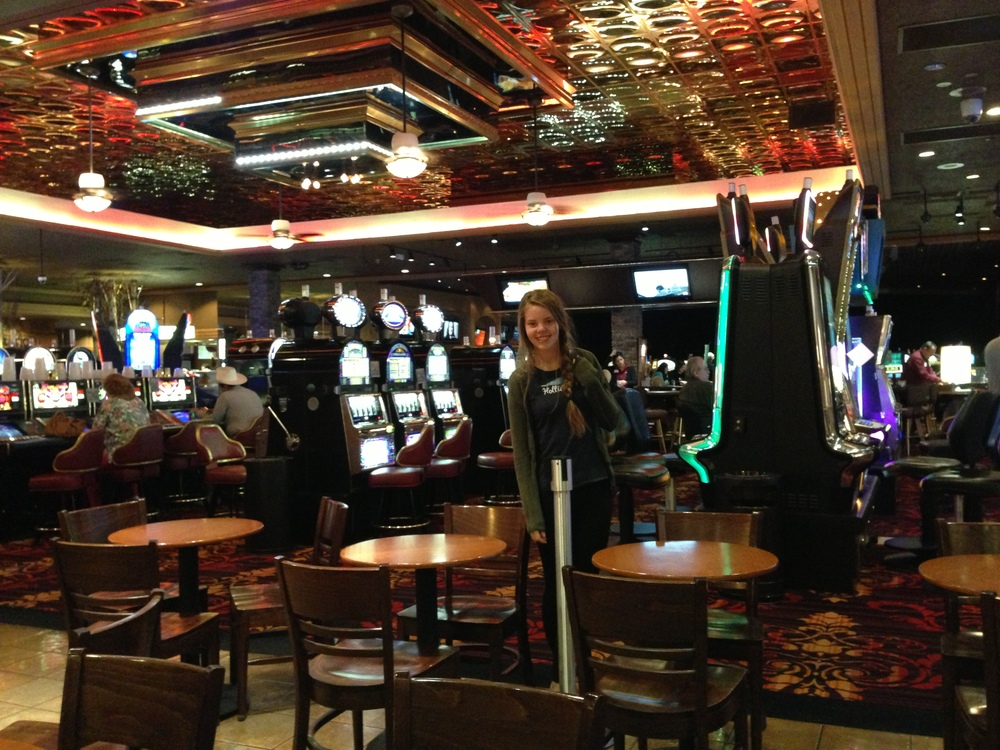 We did not stop often in Nevada - but our first impression was not very positive.  Casinos stuffed with cigarette smoke.