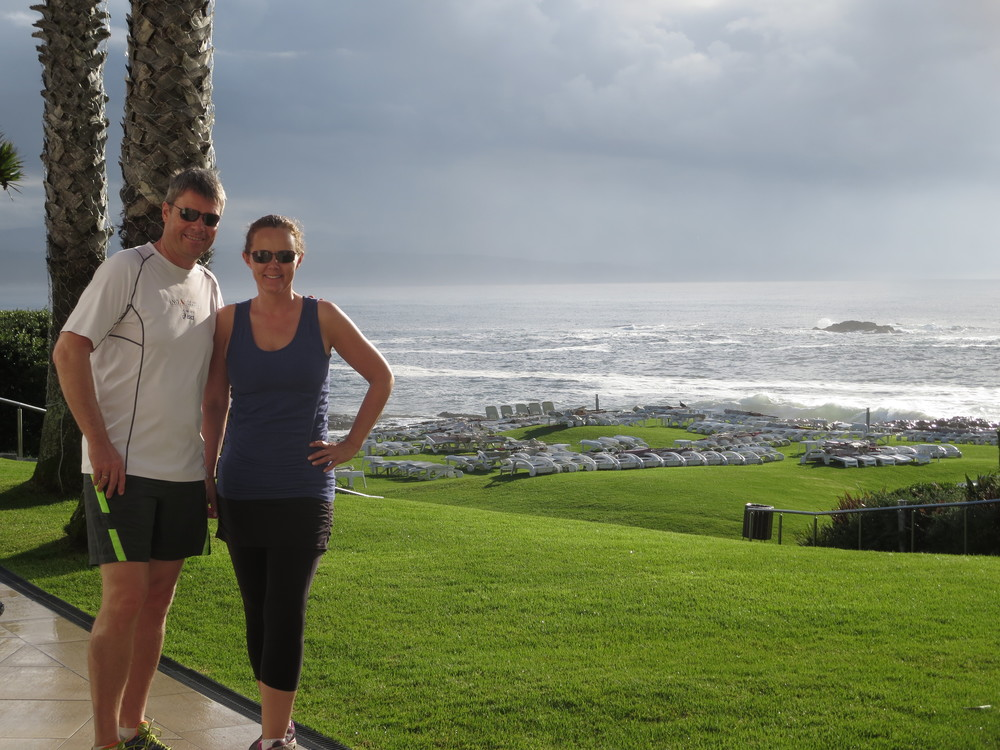 We drove the Garden Route and stayed at Plettenberg Bay