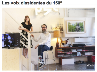 LA PRESSE   Les voix dissidentes du 150e Review of OO7 Collective 'It's Complicated'.
