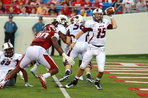 Kolton Browning was the beginning of the end for the John L. Smith era at Arkansas.