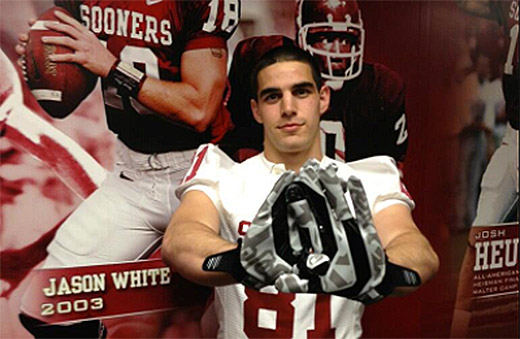 Mark Andrews was one of a slew of talented wideouts signed by Oklahoma in 2014. (Photo courtesy: Sports360AZ.com)