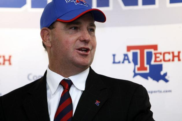 Louisiana Tech might want to skip its 2014 opener. (Image courtesy: Bloguin.com)