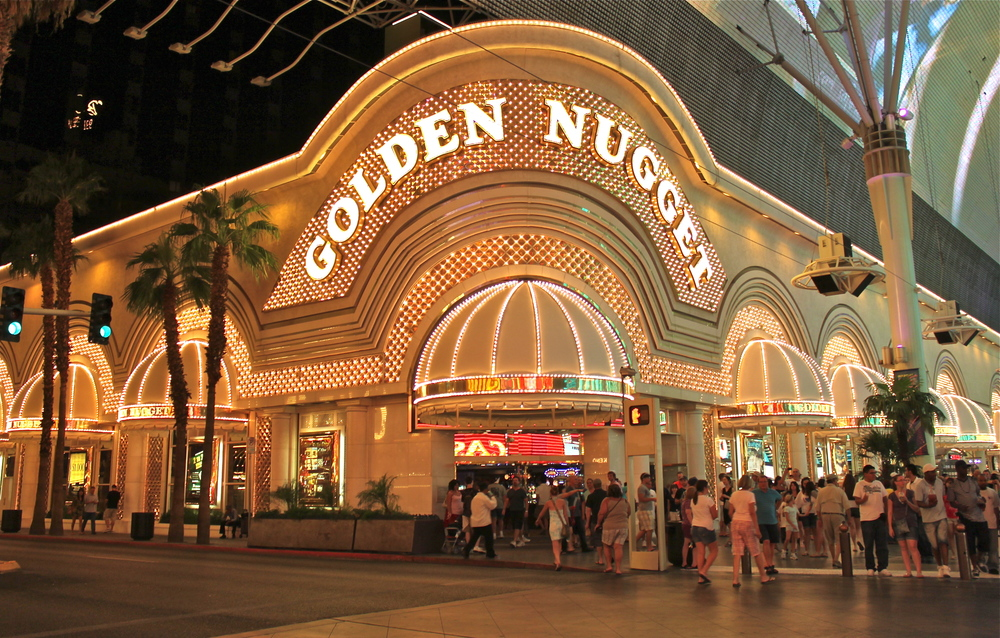 Not just a place where you should sleep on top of the sheets. (Image courtesy: lasvegas360.com)