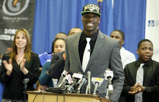 DGB broke some Sooner hearts back on national signing day in 2012. (Image courtesy: USA Today Sports)