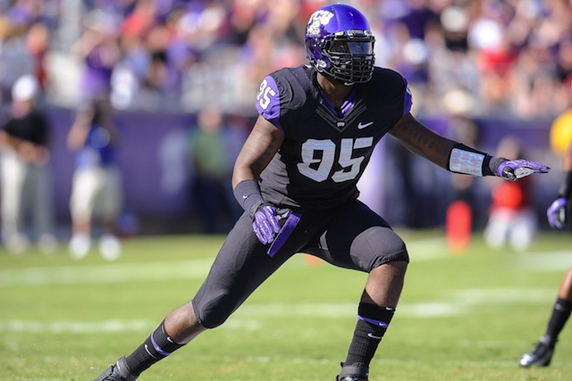 Well, Devonte Fields should be rested up for the fall, so he's got that going for him. (Image courtesy: CBSSports.com)
