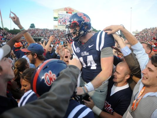 Dr. Bo miraculously has Ole Miss on top. (Image courtesy: coloradoan.com)