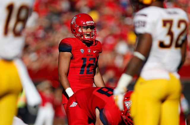 Arizona is up there with TCU among the most surprising teams in the country. (Image courtesy: abc15.com)