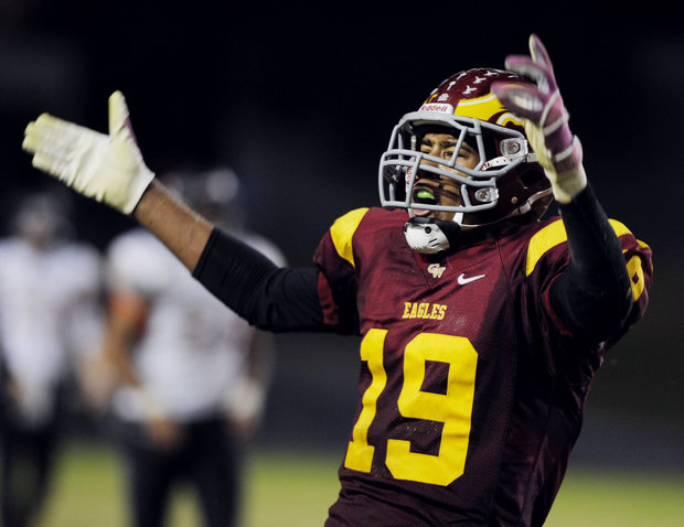 A commitment from California linebacker Caleb Kelly would get Sooner Nation pumped up. (Image: fresnobee.com)