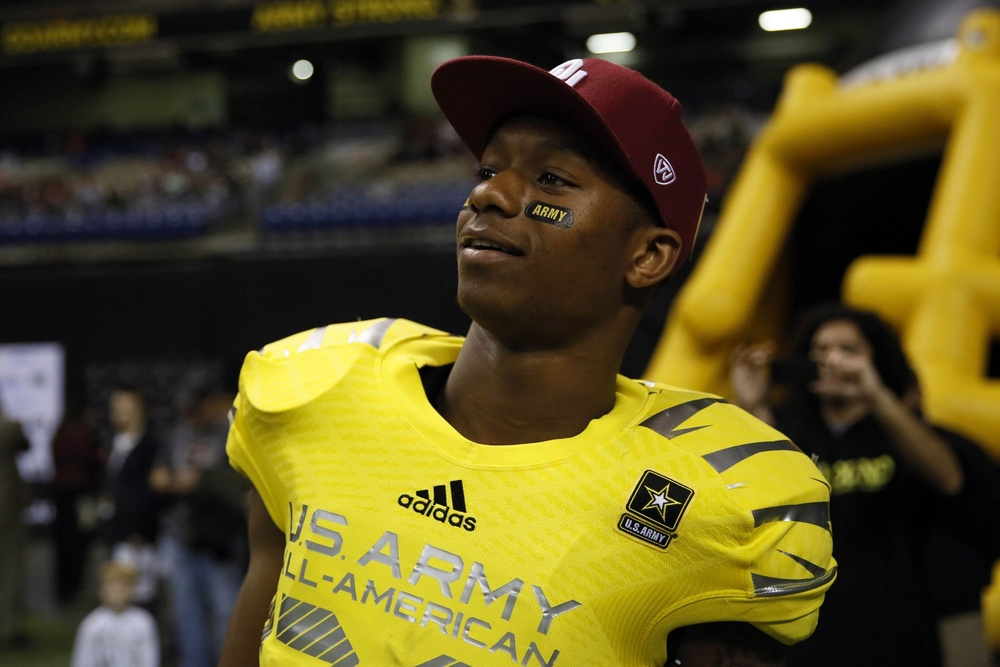 Joe Mixon is one of many recruits from outside Big 12 country to come to OU recently. (Image: USA Today Sports)