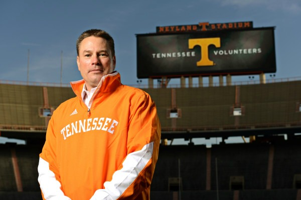 Tennessee football, now with a jumbotron. (Image: allvolyall.com)
