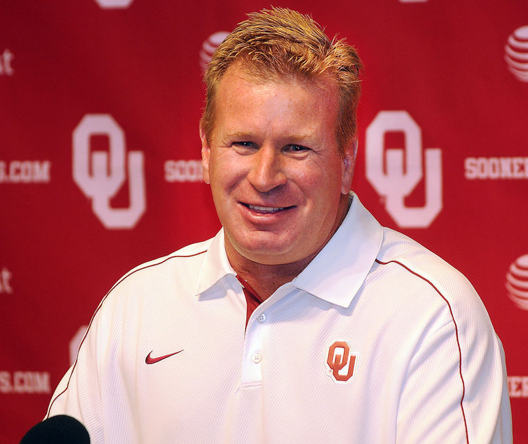 What are the chances Mike Stoops is all smiles on Saturday afternoon?