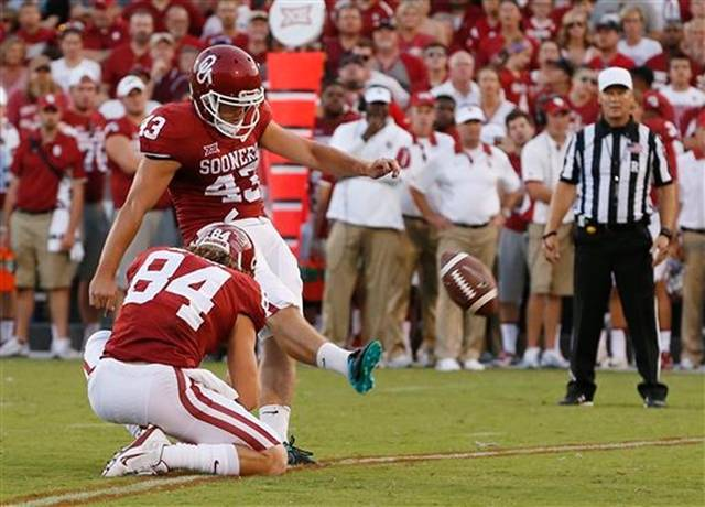 A reliable kicking game is one reason to think the Sooners have another run to the College Football Playoff in them.